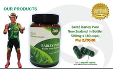 Load image into Gallery viewer, Sante Barley Pure Capsule in Bottle