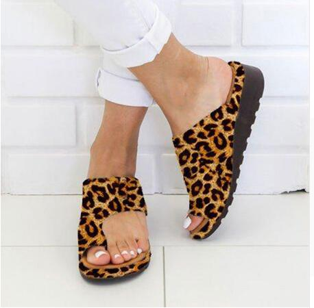 Casual Soft Leather Shoes Comfy Platform