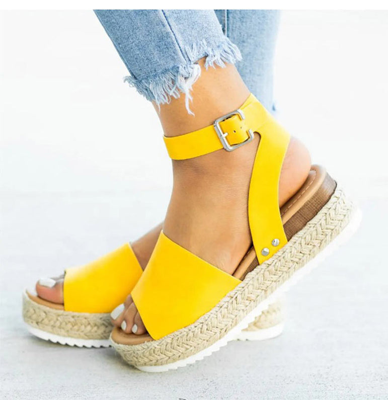 Casual Women High Heels Sandals