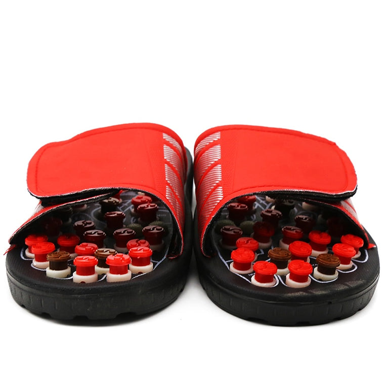 Medical Rotating Foot Acupoint Massage Slippers