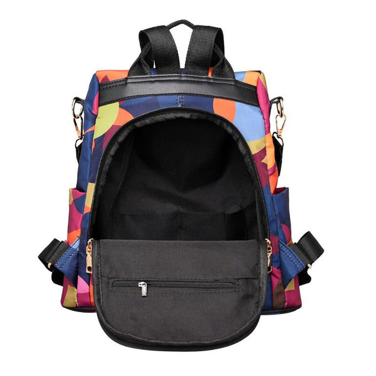 Waterproof Oxford Anti theft Backpack