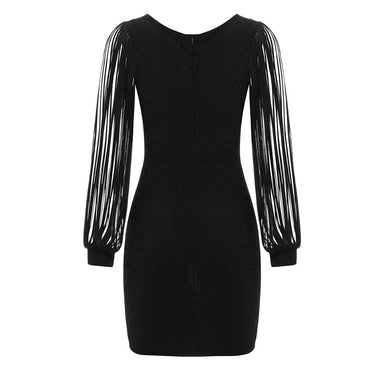 Elegant Women party Night Mini Dress