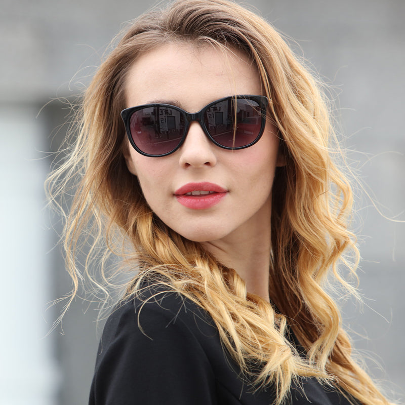 Luxury Vintage Women Cat Eye Sunglasses