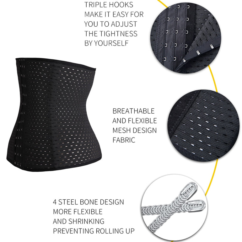 Waist Trainer Fitness Corset for Weight Loss