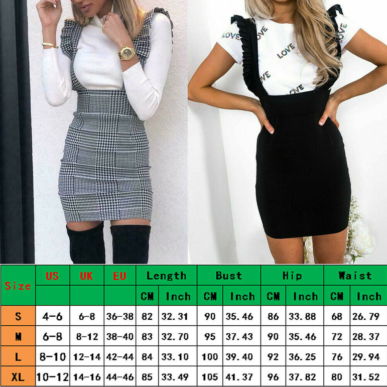 High Waist Bodycon Party Mini Dress