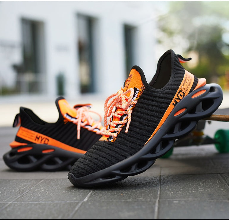 Light Breathable Running Cotton Sneakers