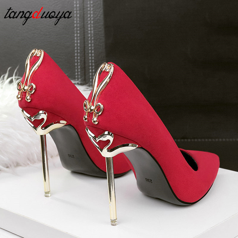 Stiletto Wedding High Heels Pumps