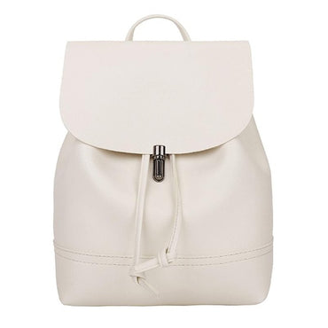 Leather Women Vintage Satchel Shoulder Backpack