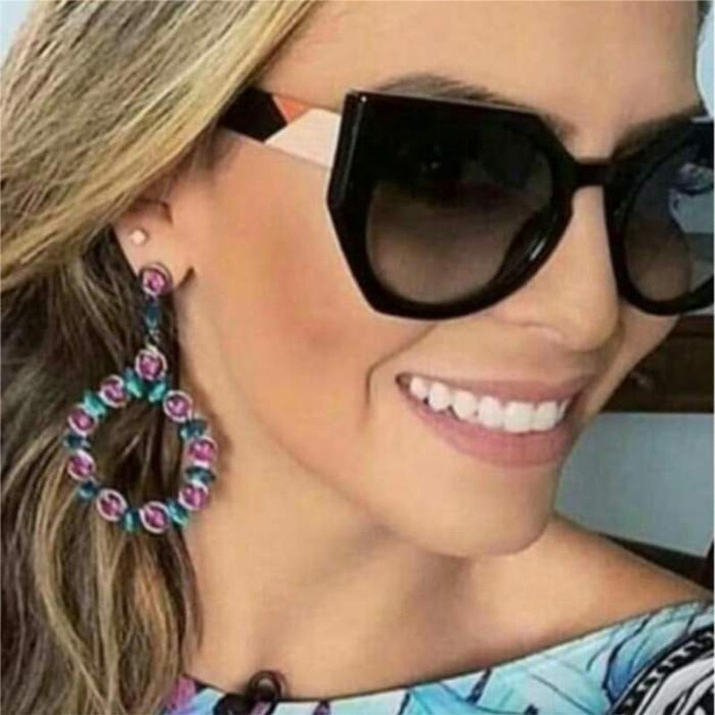 Cat Eye Butterfly sunglasses