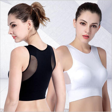 Elastic Shockproof Women Breathable Bras