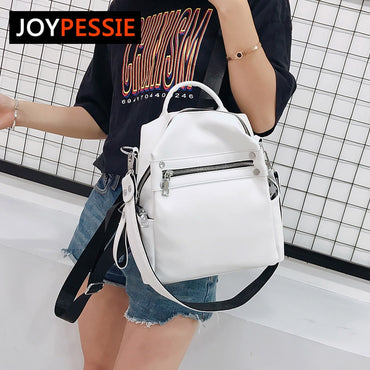 Casual Women Shoulder Multi purpose Backpack