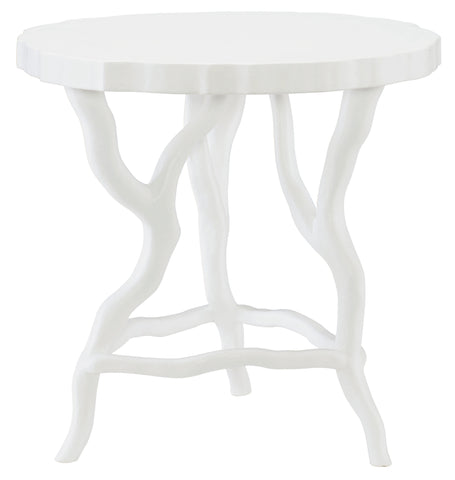 Devon Round Chairside Table