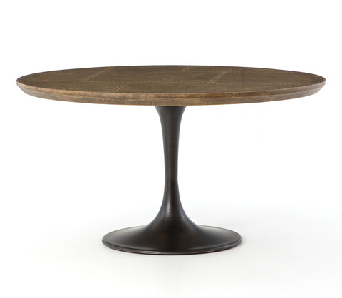 "Tulip 55"" Round Dining Table"