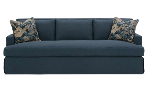 Laney Skirted Slipcover Sofa