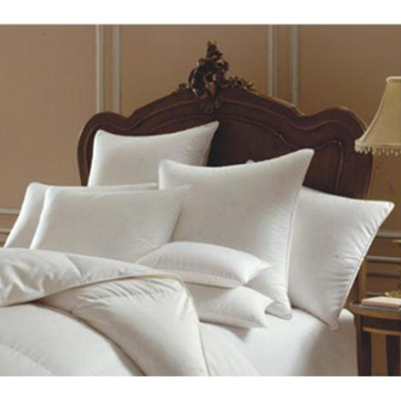 Cascade White Goose Down Pillow