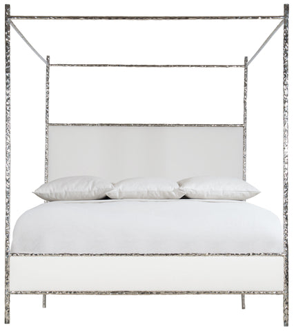 Bernhardt King Odette Canopy Bed
