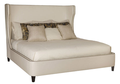 Bernhardt Wheeling Upholstered Bed