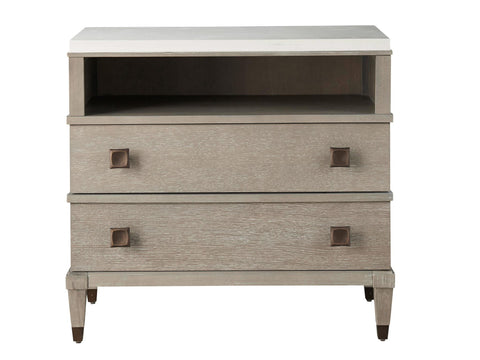 Amalfi Stone Top Nightstand