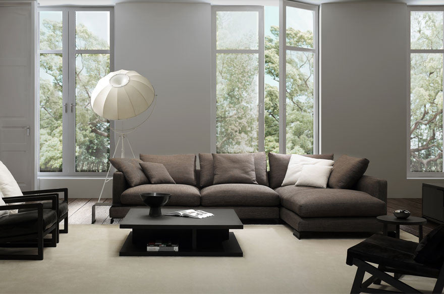 Attractive Camerich Lazy Time Sectional 112 W