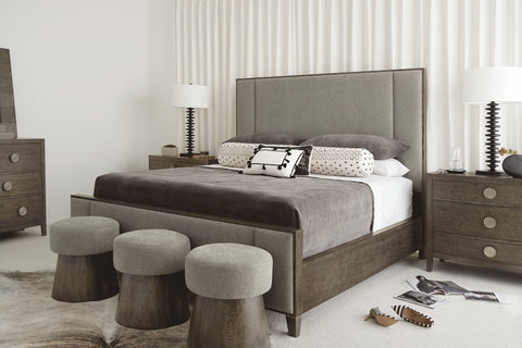 Linea Upholstered Bed