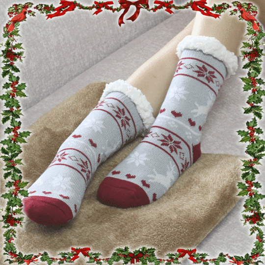 Cozy Thermal Slipper Sock