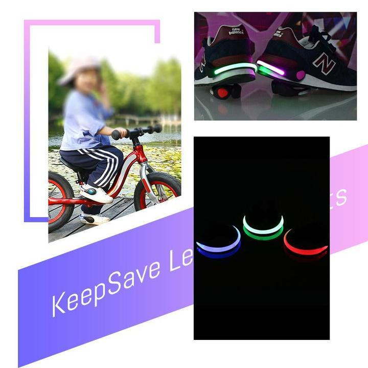 KeepSave Led Shoe Lights