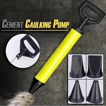New Cement Caulking Pump Last Day Promotion