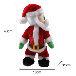 Dancing/Twerking Santa Doll