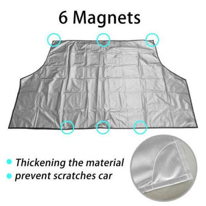 4 Seasons Smart Windshield Cover (One Size Fits All)