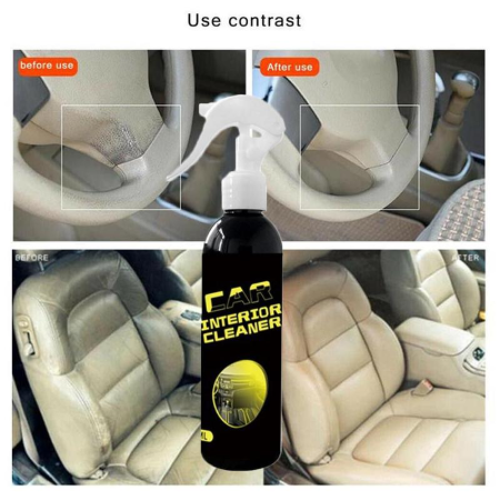 SuperClean Car Interior Cleaner