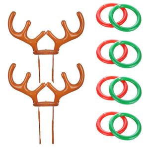 Christmas Antler Toss Game
