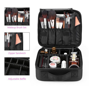 Amazing Makeup Bag & Cosmetic Travel Organizer