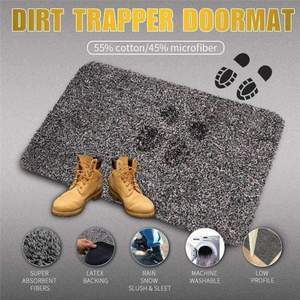 MAGIC DOOR MAT (Best Deal Of The Day)