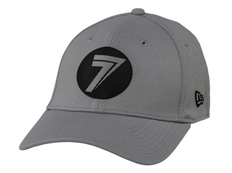GORRA SEVEN DOT STRETCH-FIT- GRIS
