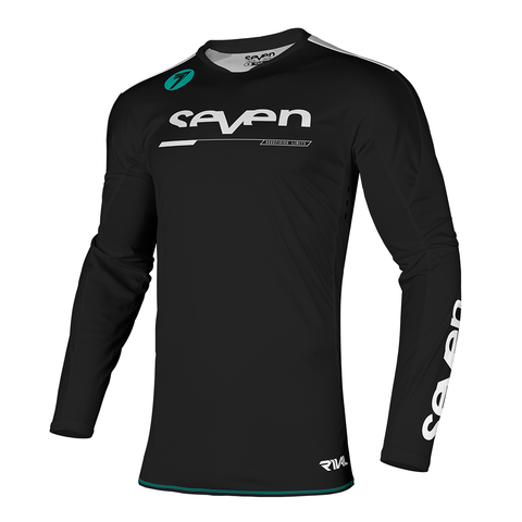 JERSEY SEVEN RIVAL RAMPART -NEGRO