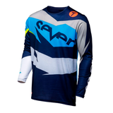 YOUTH // JERSEY ANNEX IGNITE-AZUL MARINO/CORAL