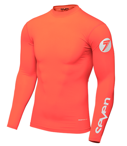 JERSEY YOUTH ZERO COMPRESSION- CORAL