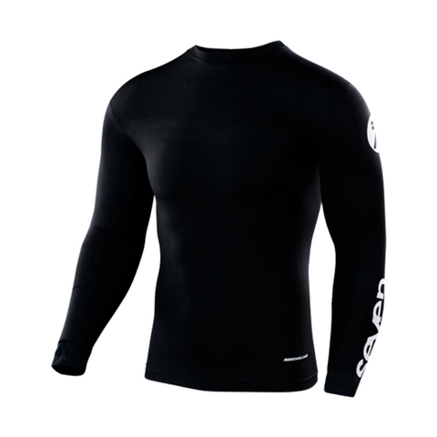 JERSEY SEVEN YOUTH ZERO COMPRESSION NEGRO