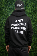 Load image into Gallery viewer, ANTI PARKOUR PARKOUR CLUB HOODIE