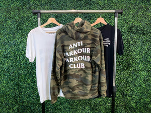 CAMO ANTI PARKOUR PARKOUR CLUB BUNDLE