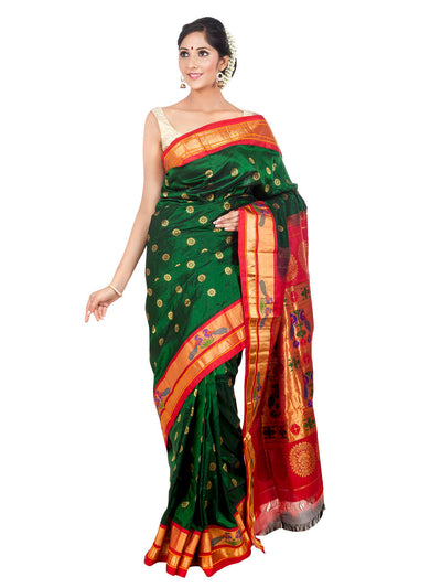 Traditional Silk's the Choicest Attire for Navratri