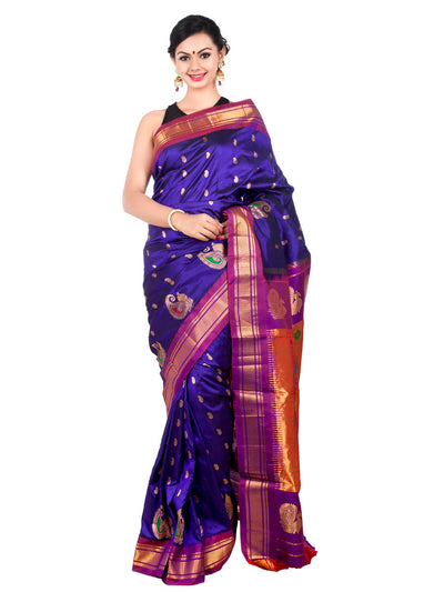 Wardrobe Must-haves: Traditional Handloom Sarees