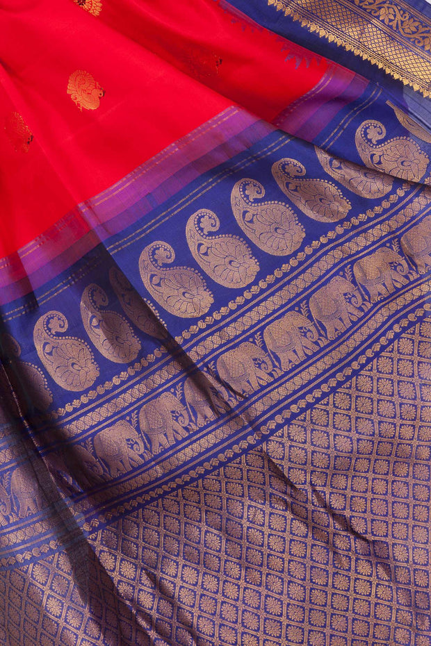 Buy Gadwal Sarees