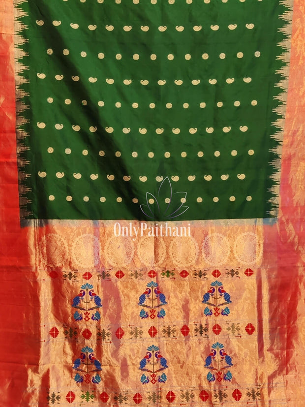 Pure Silk Paithani Saree