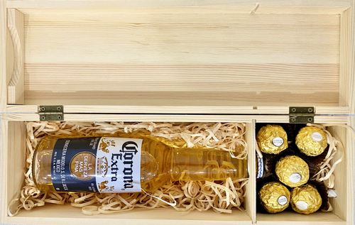 Beer Hamper Box
