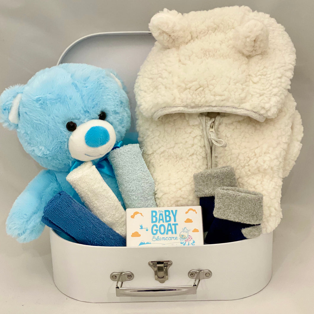 Baby Boy Suitcase - Large
