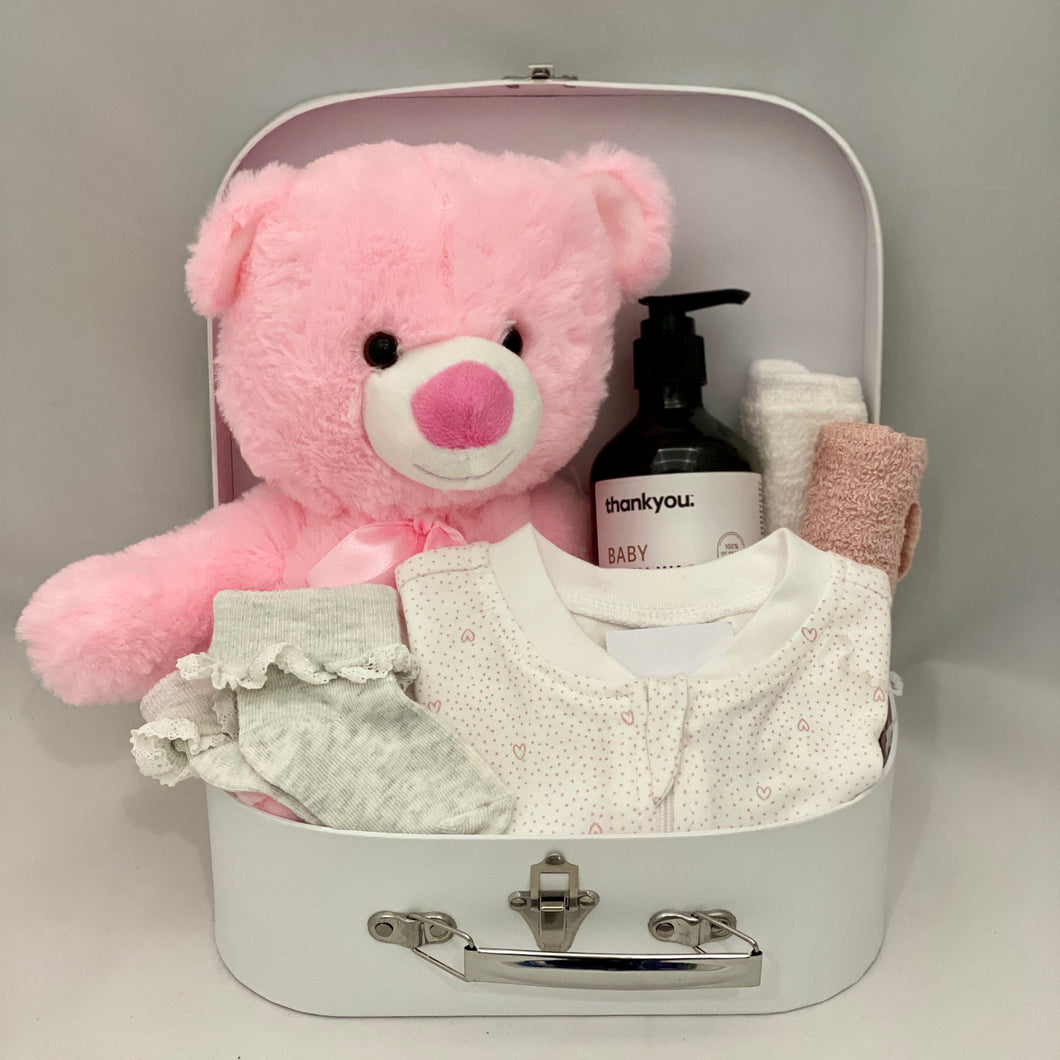Baby Girl Suitcase - Regular