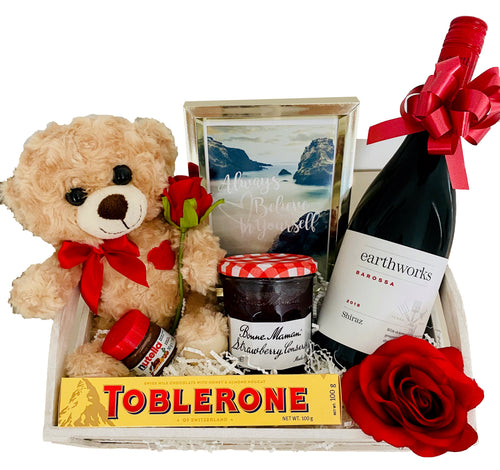 Teddy Love Hamper
