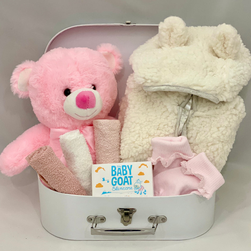 Baby Girl Suitcase - Large
