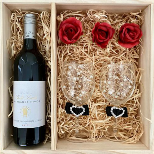 Wine Hamper Box